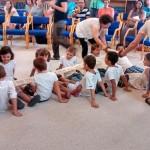 ילדי כיתות א - קבלת ספר תורה