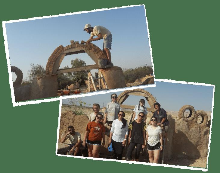 kibbutz lotan eco campus