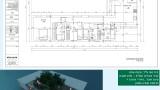 לוטן דגם אקו 120 מר ארבעה חדרי שינה סלון ומטבח