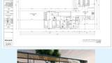 לוטן דגם אקו 90 מר שלושה חדרי שינה סלון ומטבח