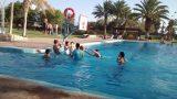 הפנינג ראש השנה בבריכה