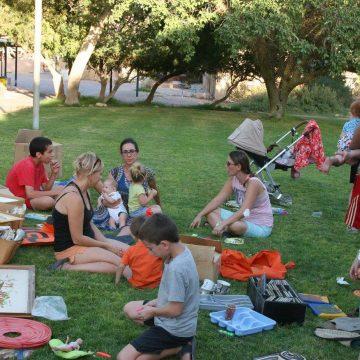 אירועי הקהילה סתיו 2016 – מסיבת סוף הקיץ,שוק קח-תן,חנוכת בית ועוד