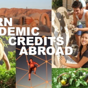 Earn Academic Credits via ISDI-CWU Click for details and application