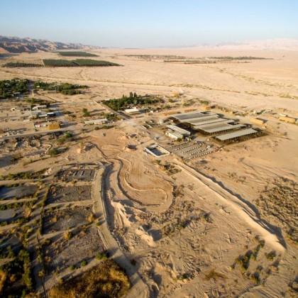 בניית פארק צפרות – אוקטובר 2015
