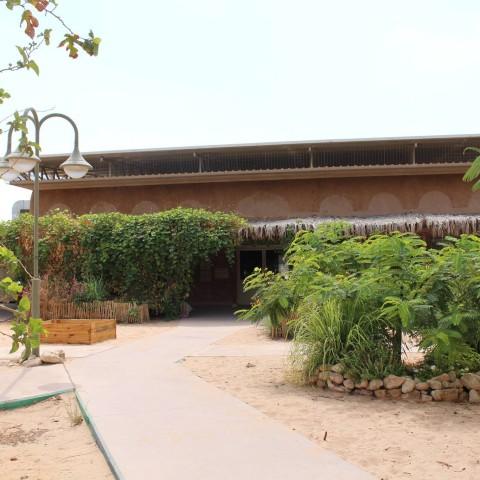 מרכז המבקרים בלוטן