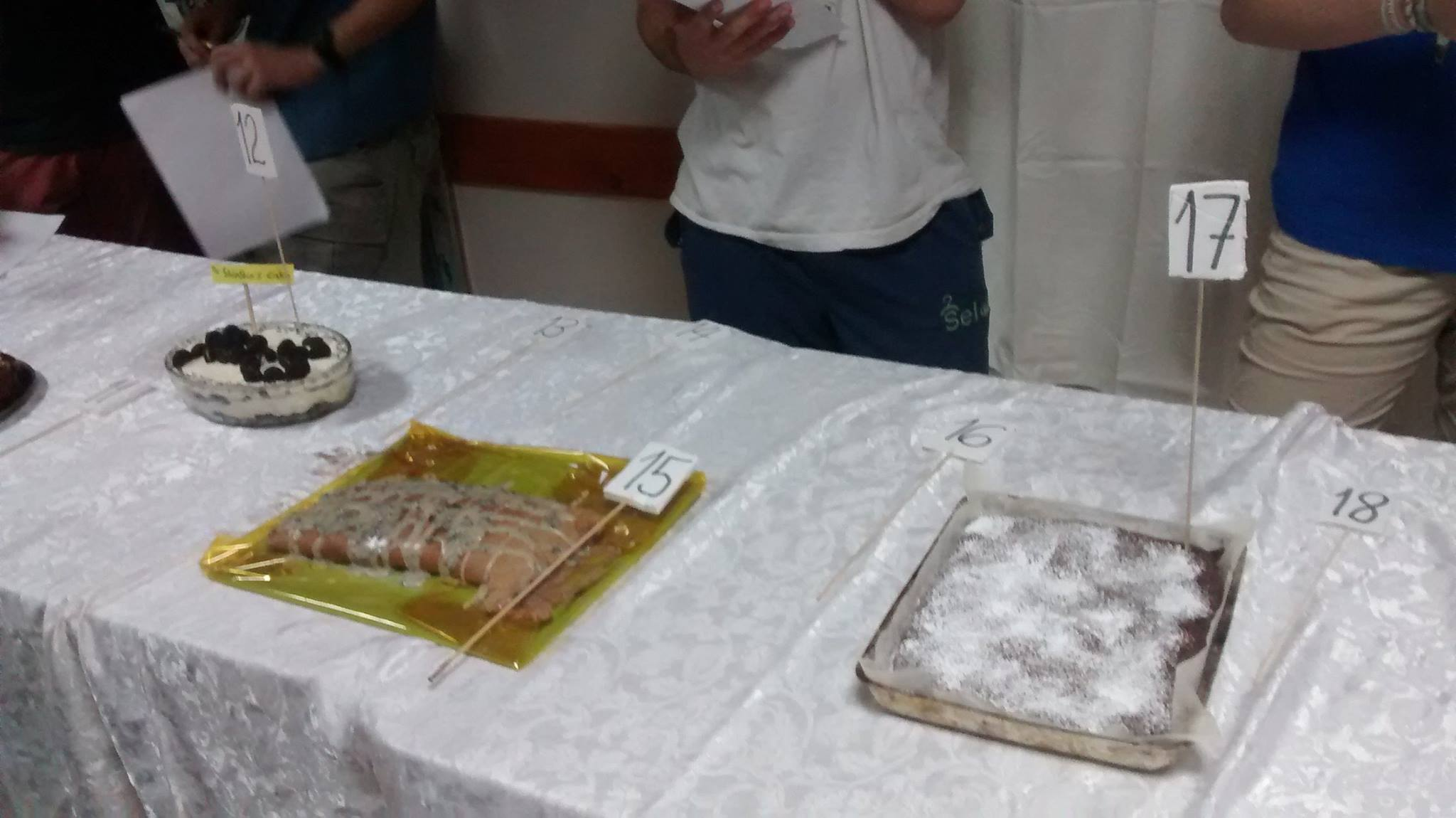 עוגות בתחרות עוגות