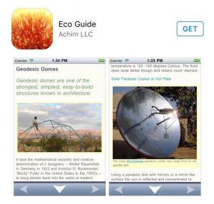 Eco Guide app