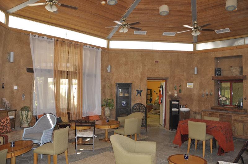 Kibbutz Lotan Tea House