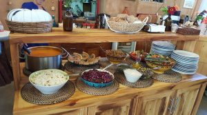 Kibbutz Lotan Tea House