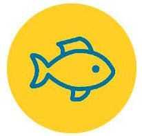 אייקון של דג