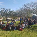 קהילת לוטן במפגש חברתי