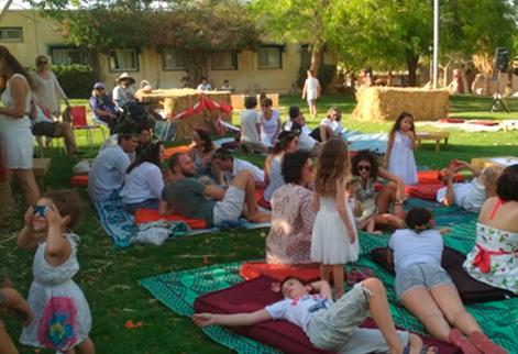 kibbutz lotan community